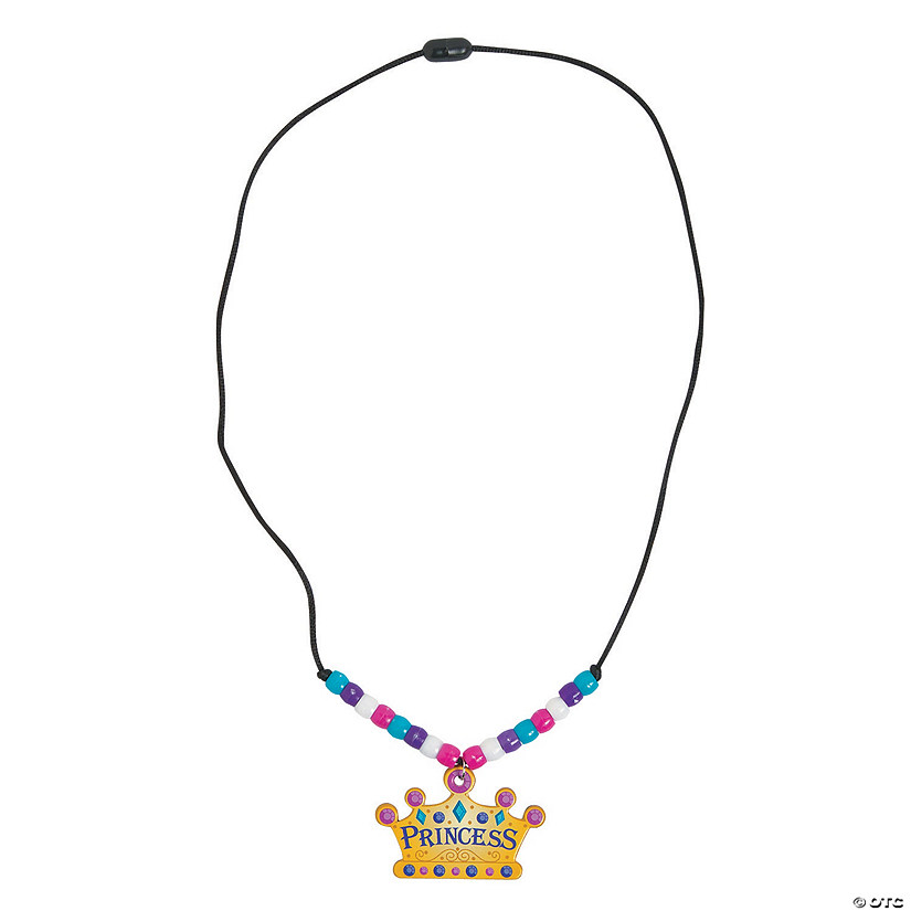 Princess Beaded Necklace Craft Kit