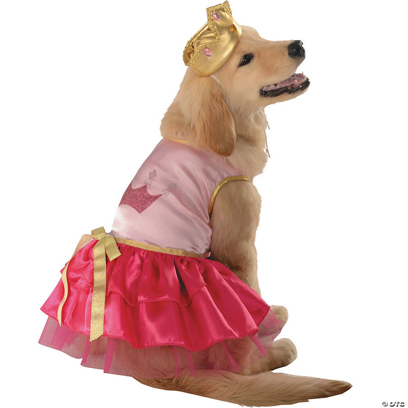Princess Pup Dog Costume