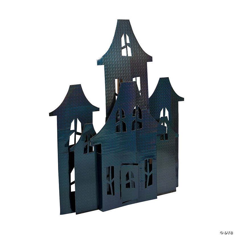 Prismatic Dimensional Haunted House Decoration