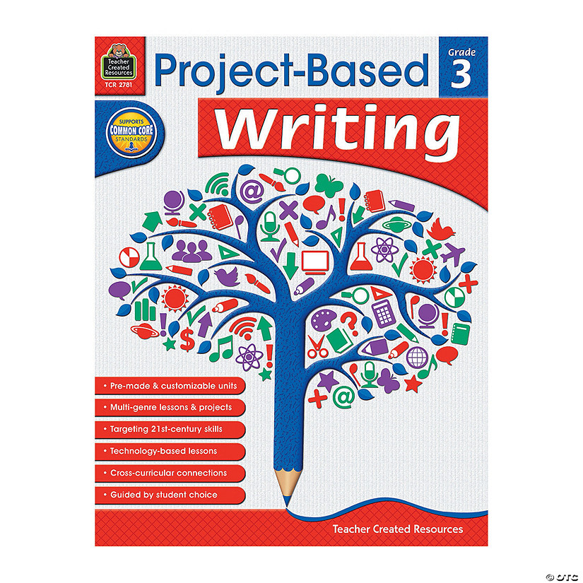 Project-Based Writing - Grade 3