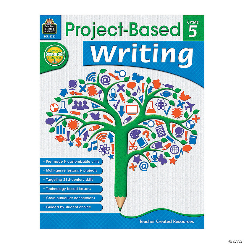 Project-Based Writing - Grade 5