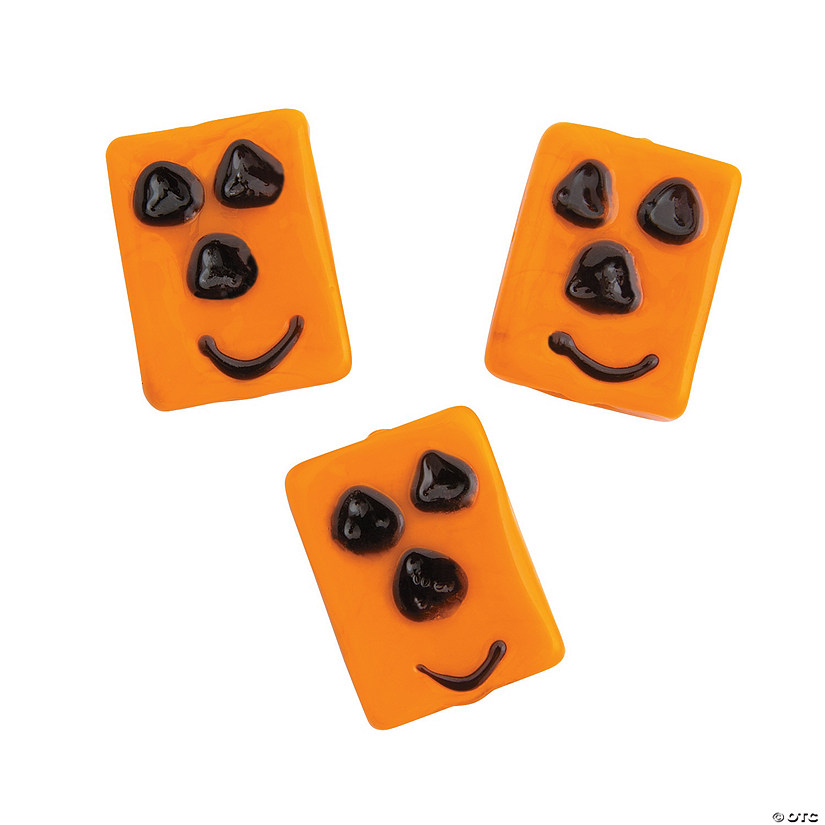 Pumpkin Square Beads