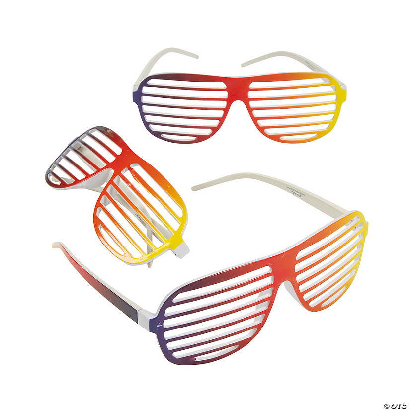 Rainbow Shutter Glasses