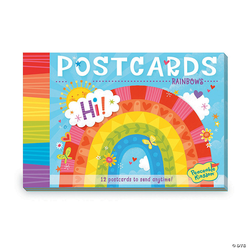 Rainbows Postcards