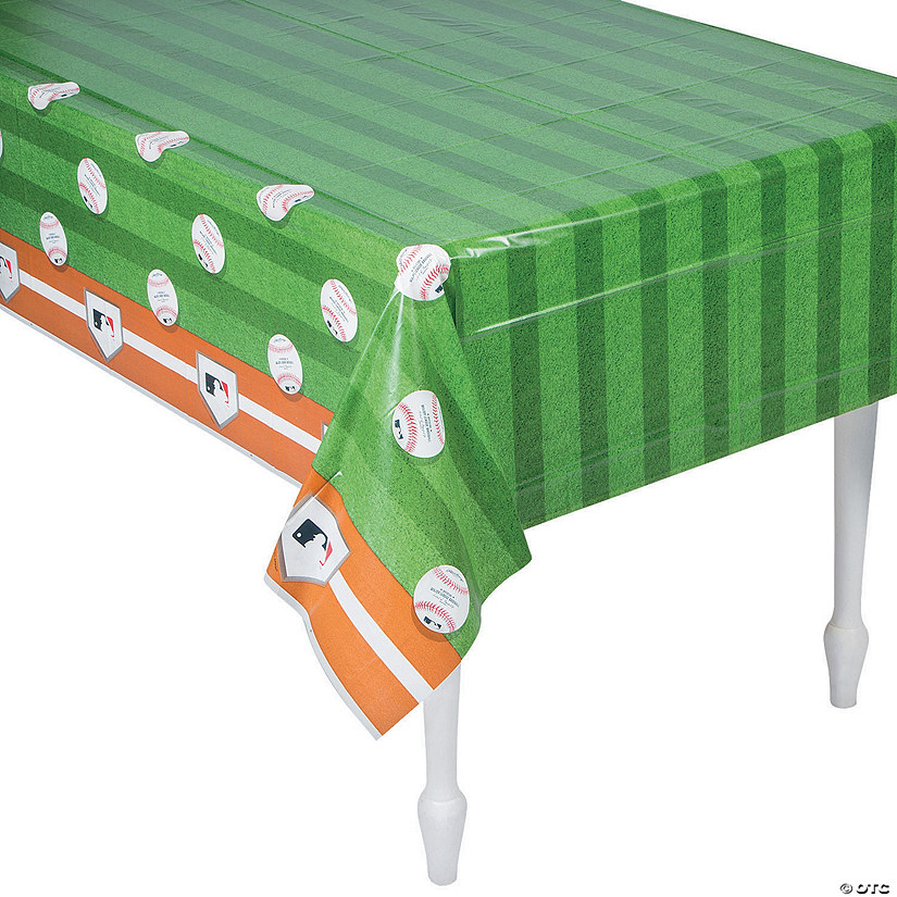 Rawlings® Baseball Plastic Tablecloth