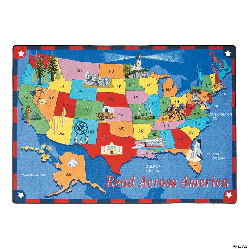Large Classroom Rug Cheap: Read Across America® Classroom Rug