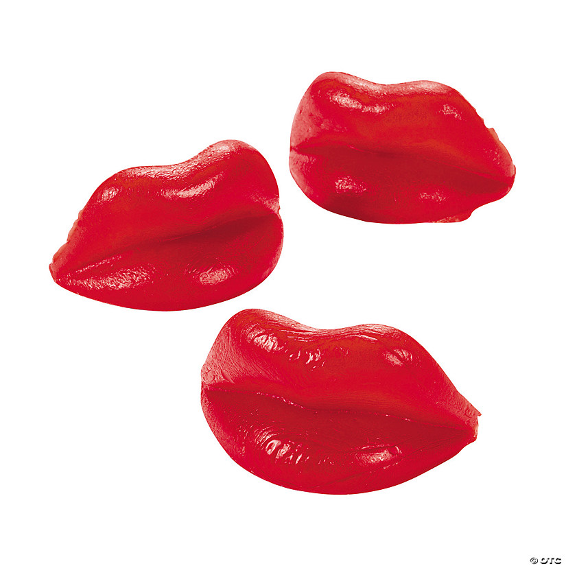 Red Wax Lips