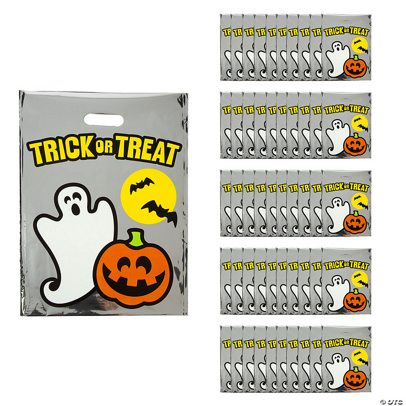 Reflective Halloween Goody Bags