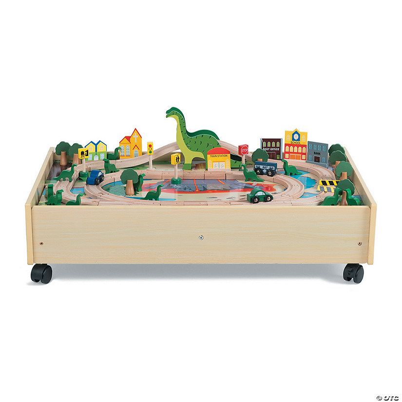 Roarr Dinosaur Wooden Play Table
