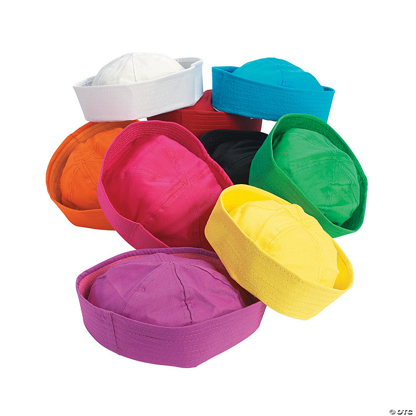 Sailor Hats Assortment