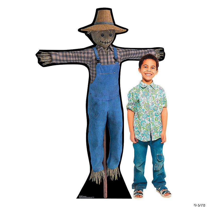 Scarecrow Stand-Up