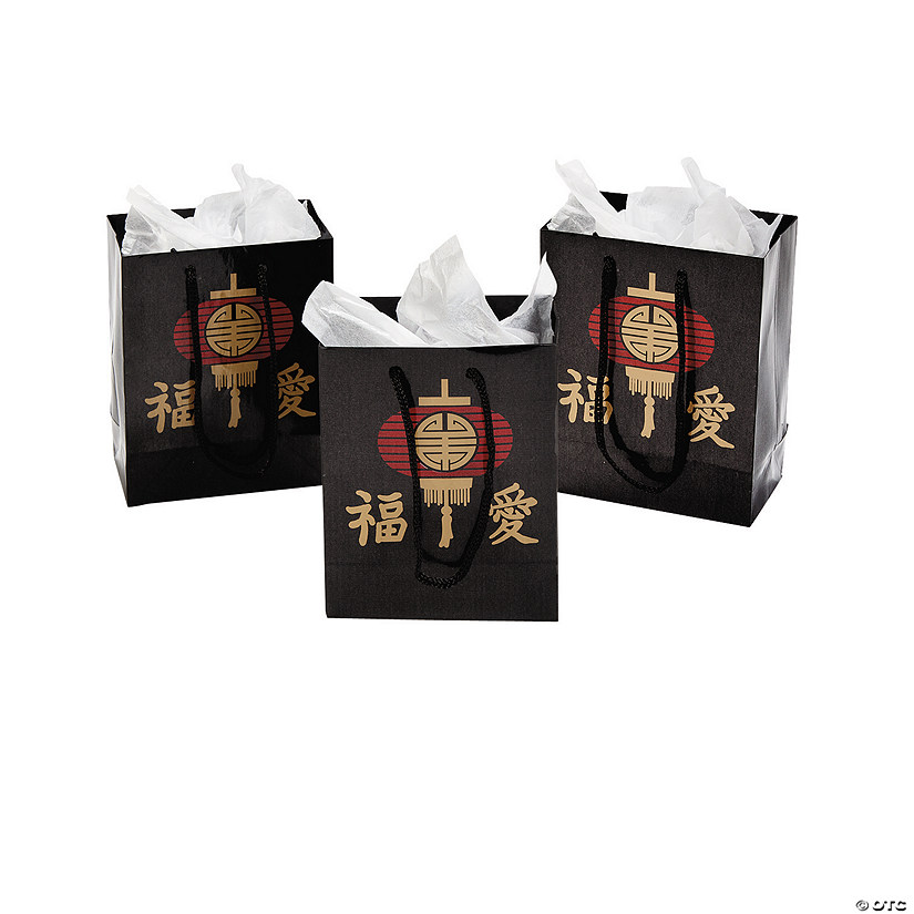 Small Asian Gift Bags