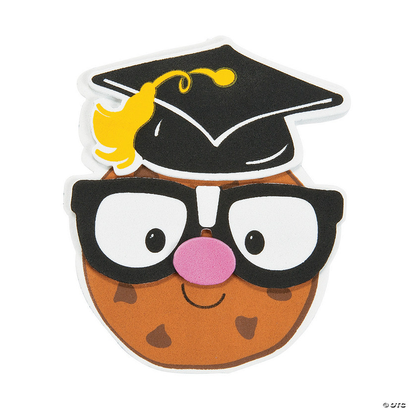 Smart Cookie Graduation Magnet Craft Kit