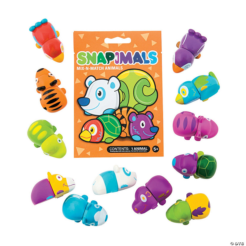 Snapimals Character Blind Bags