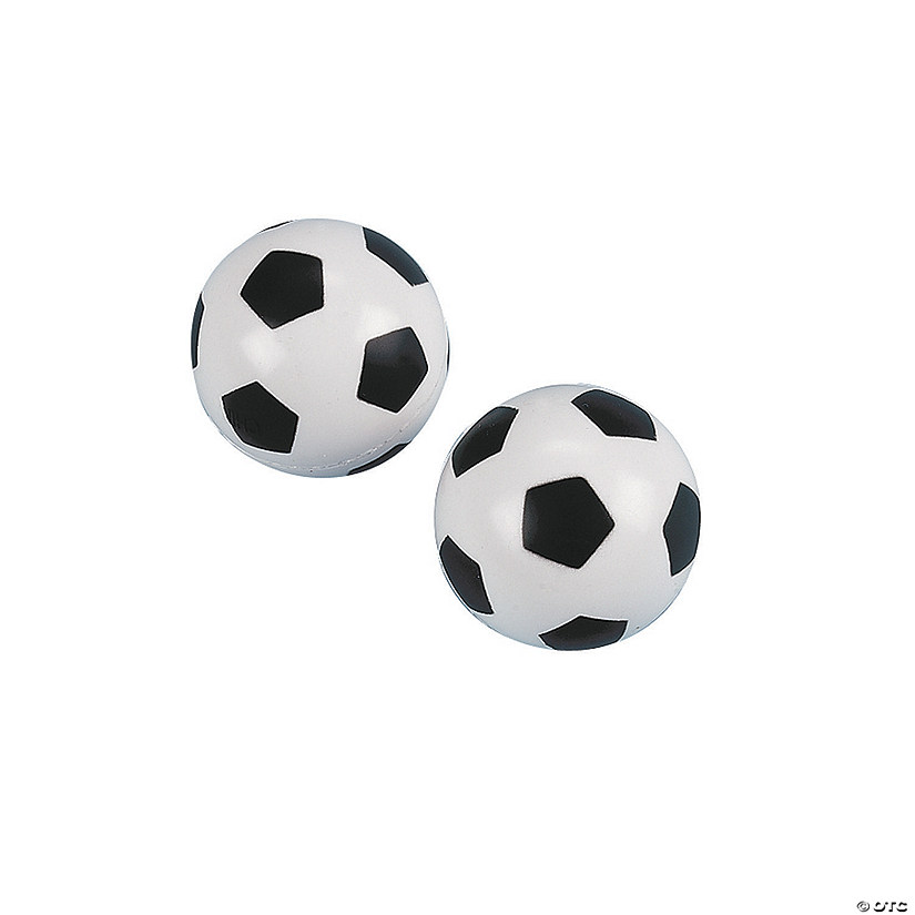 Soccer Ball Bouncy Balls