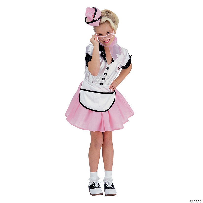 Soda Pop Girl Girls Halloween Costume