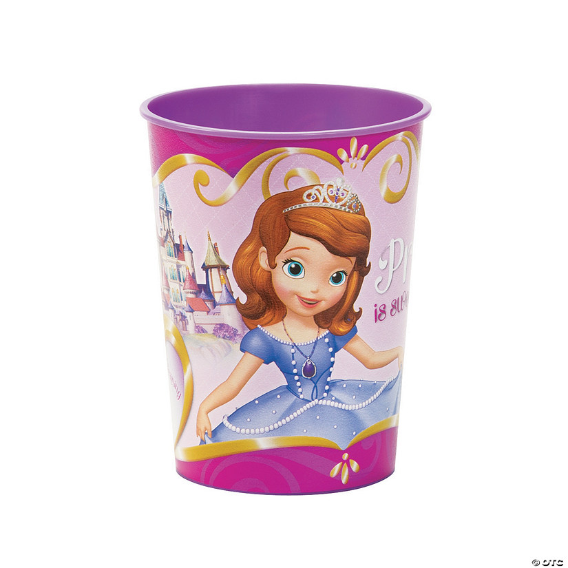 Sofia The First Plastic Tumbler