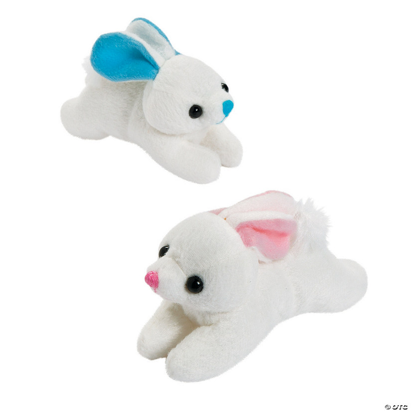 Soft Easter Stuffed Bunnies