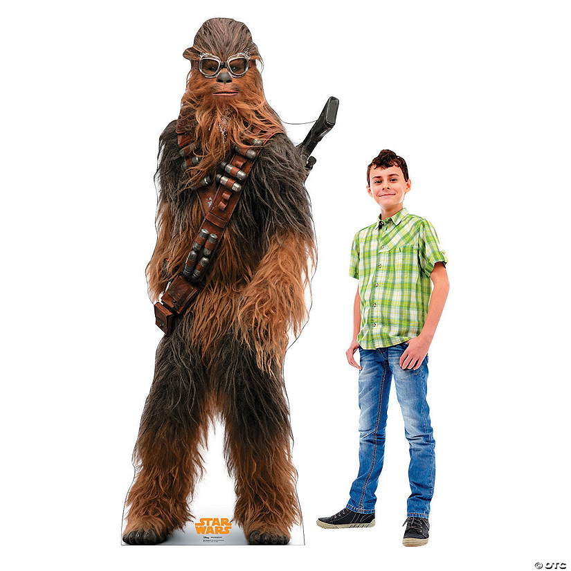 Solo: A Star Wars Story™ Chewbacca Stand-Up