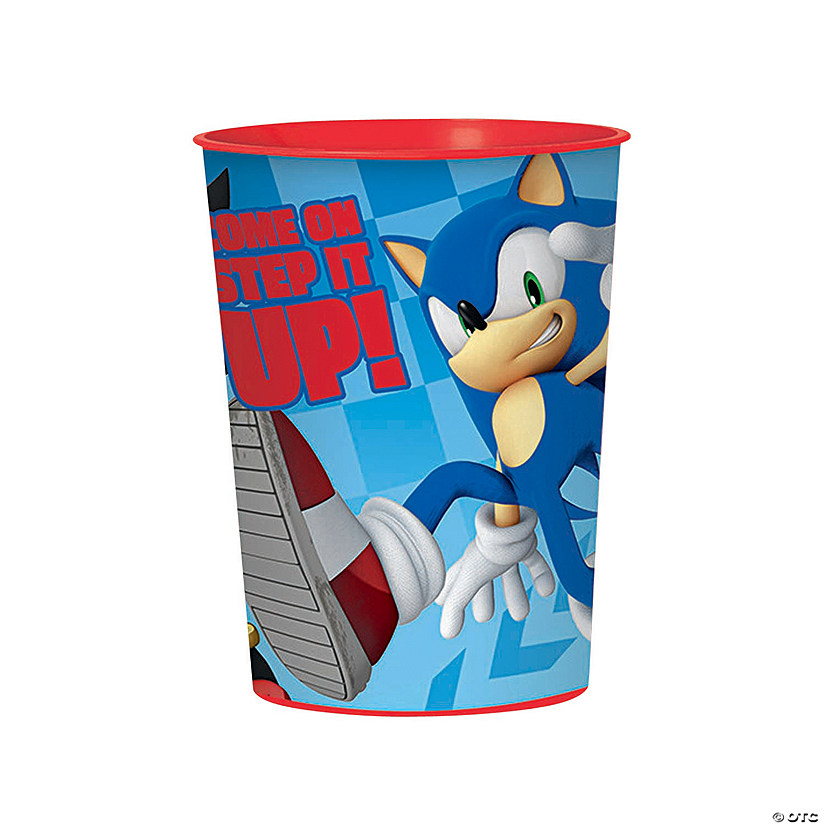 Sonic™ the Hedgehog Plastic Party Cup