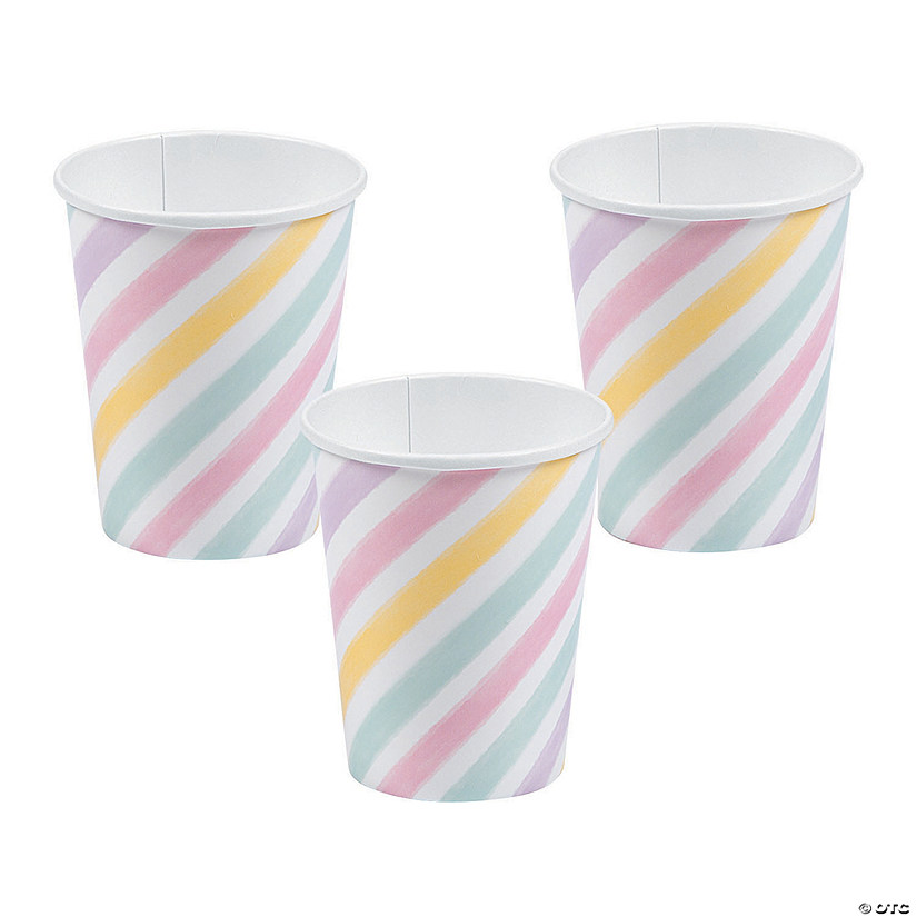 Sparkle Unicorn Paper Cups