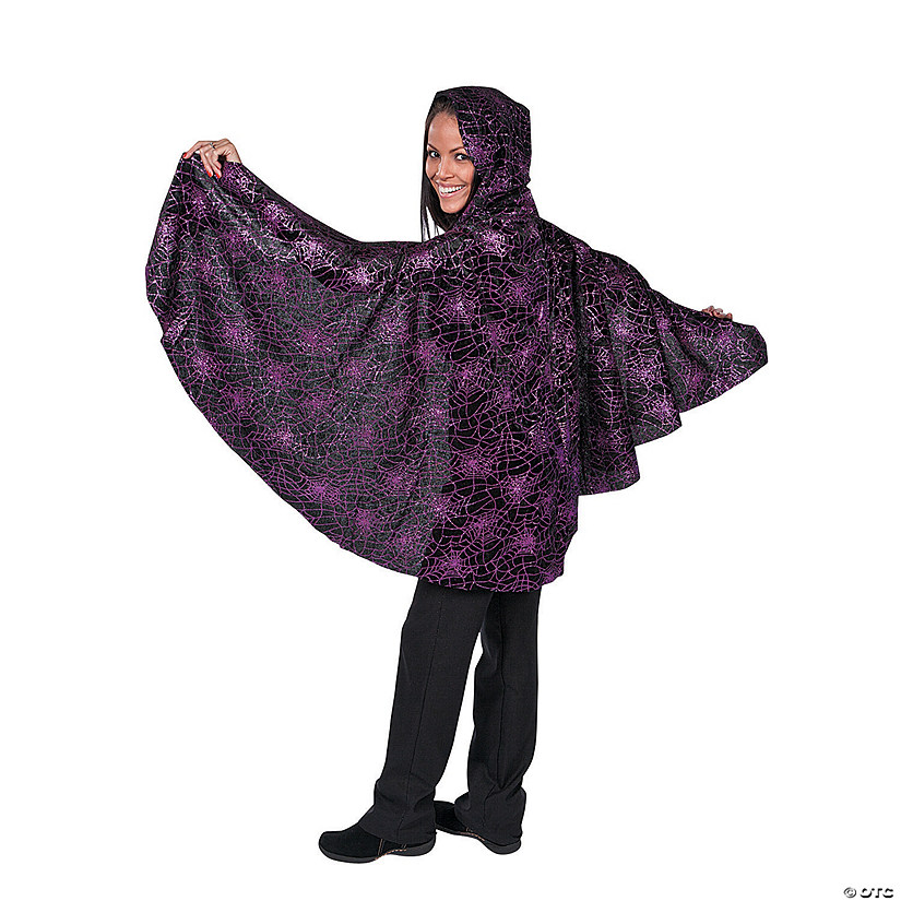Spider Web Cape