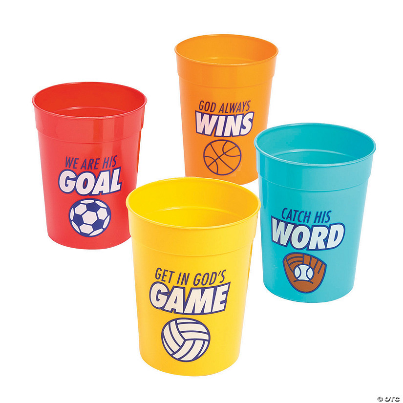 Sports VBS Cups