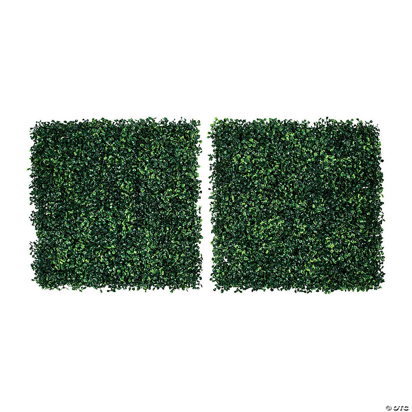 Square Boxwood Mats