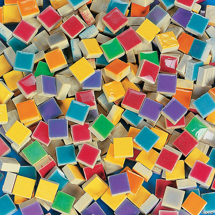 Square mosaic tiles discontinued for Mosaic tiles for craft