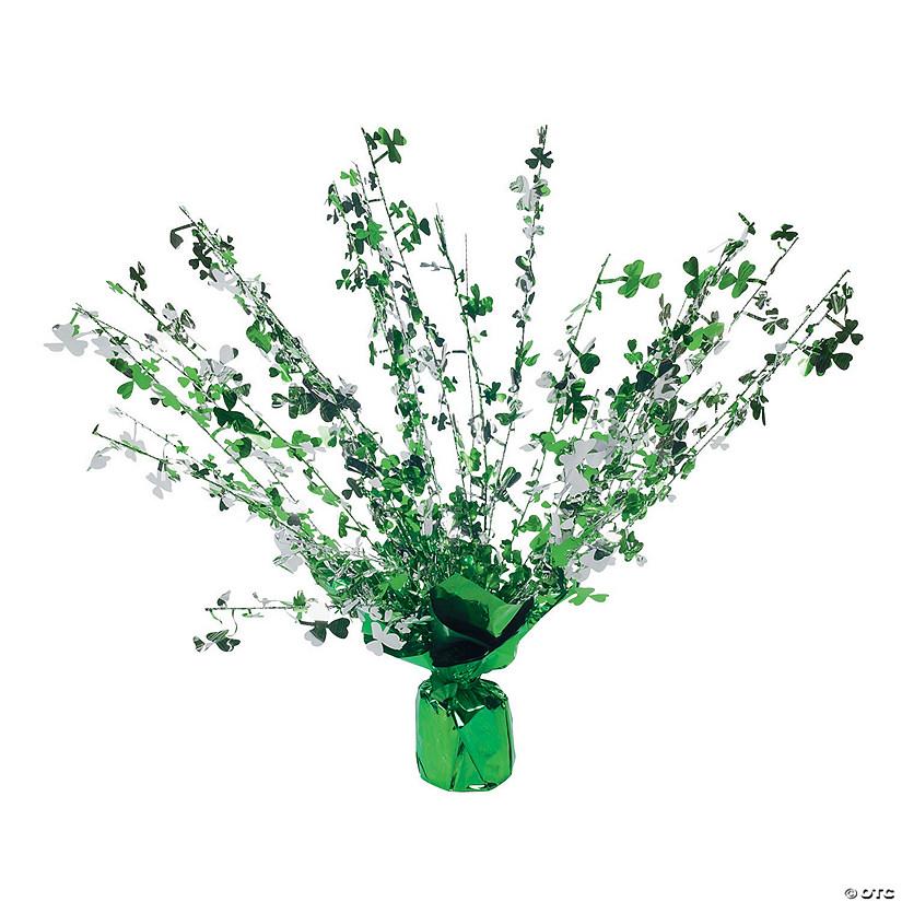 St. Patrick's Day Burst Decoration