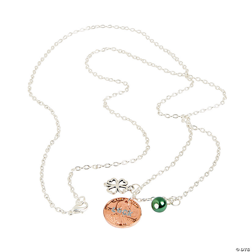 St. Patrick's Day Lucky Necklace Craft Kit