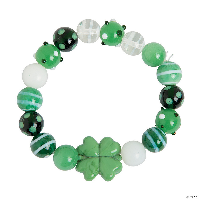 St. Pat's Shamrock Bracelet Craft Kit