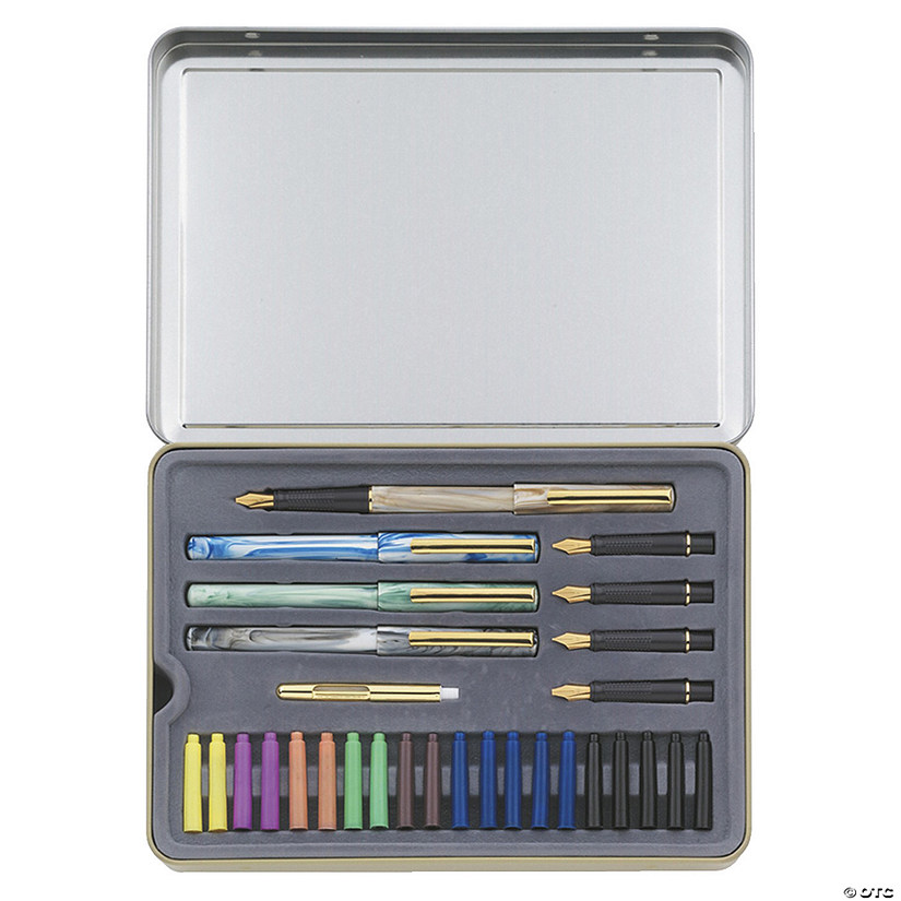 Staedtler Calligraphy Pen Set 33pcs