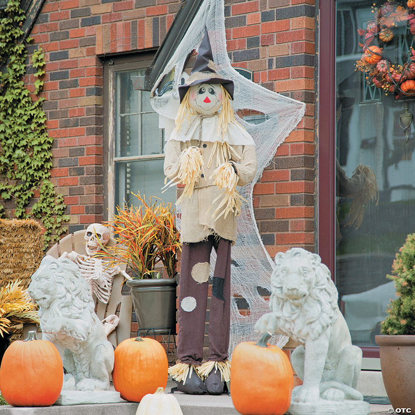 Standing Scarecrow Decoration