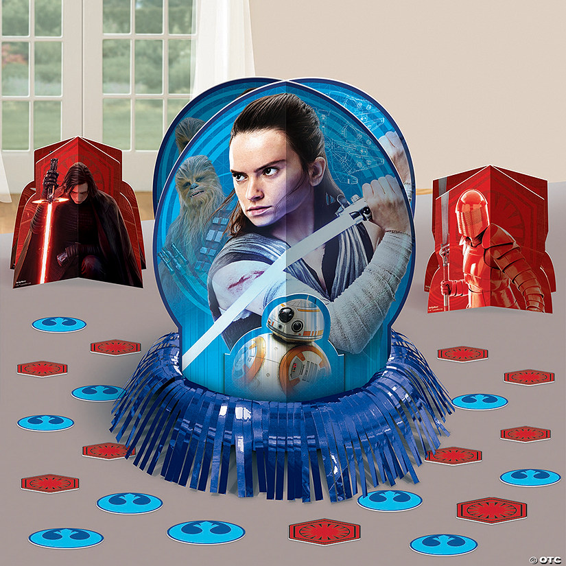 Star Wars™ Episode VIII: The Last Jedi Table Decorating Kit