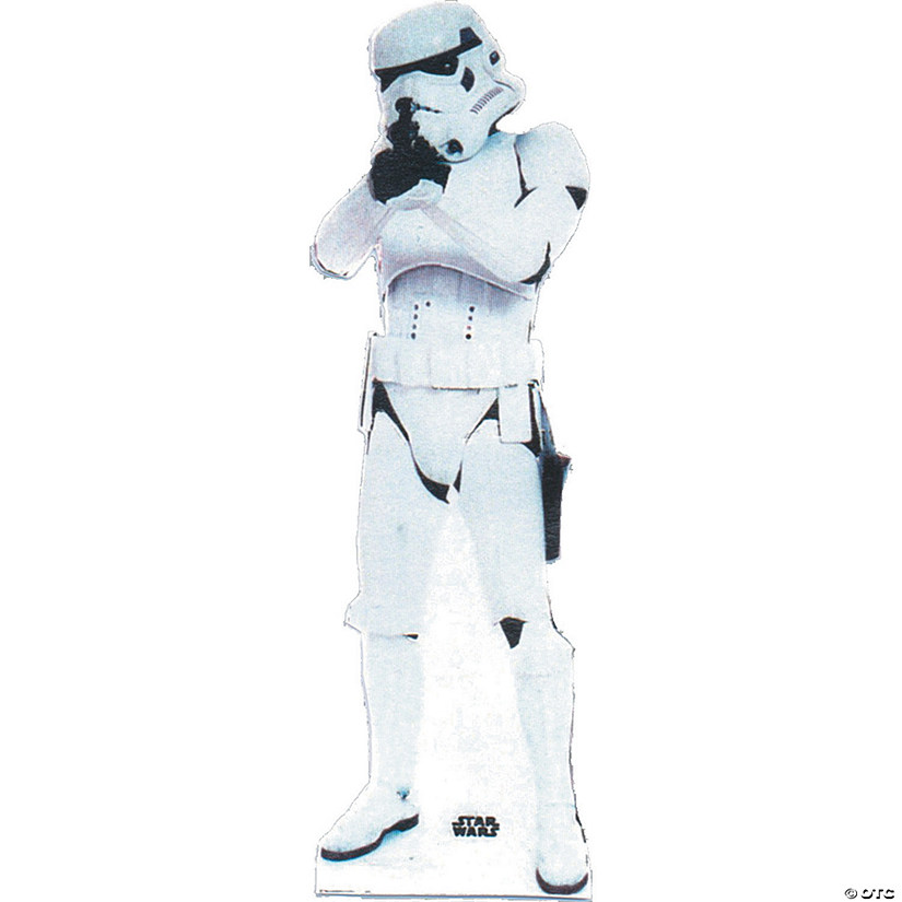 Stormtrooper Cardboard Stand-Up