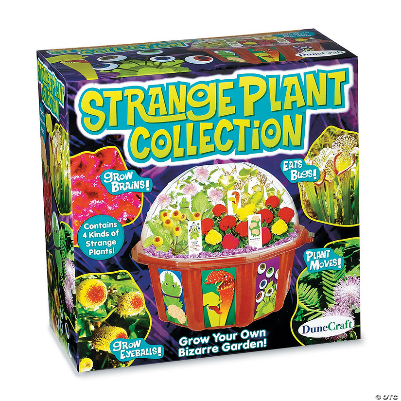 Strange Plant Collection