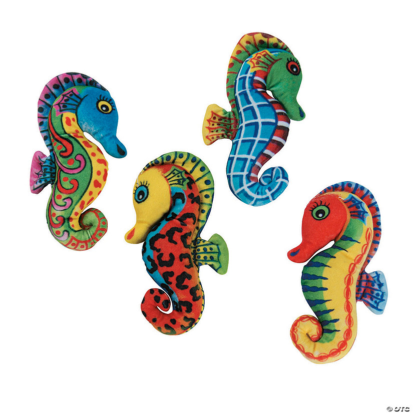 Stuffed Seahorses