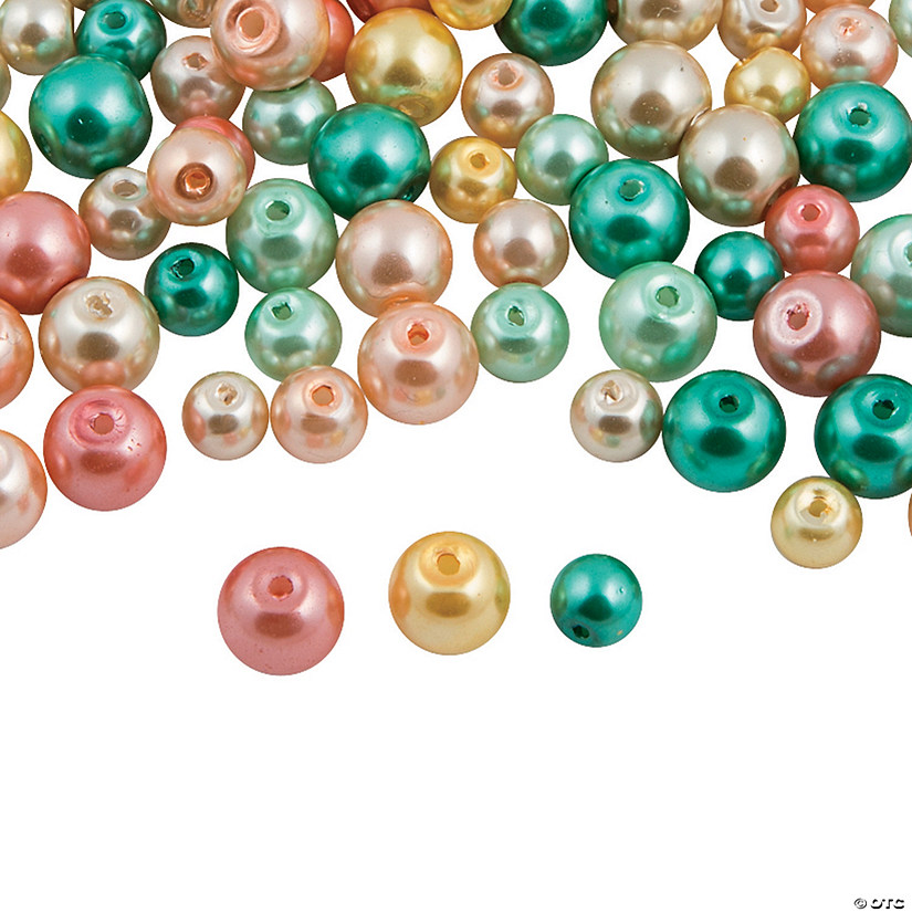 Sunny Beach Pearl Assortment - 6mm - 8mm