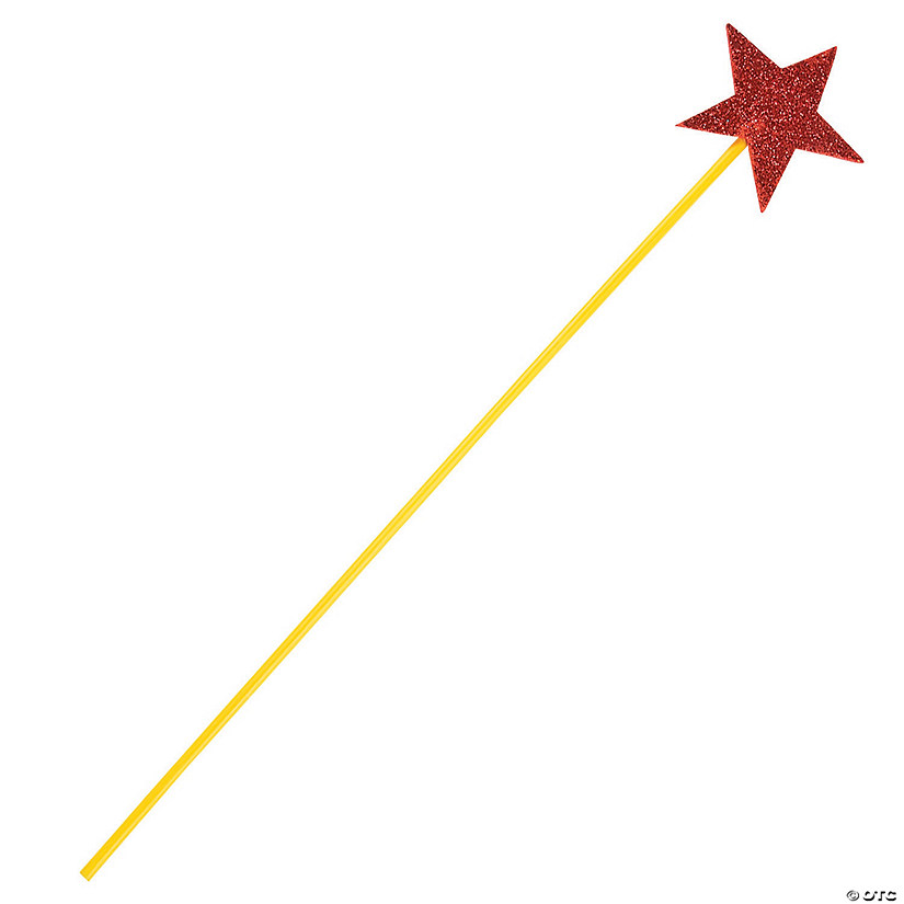 Superhero Star Wands
