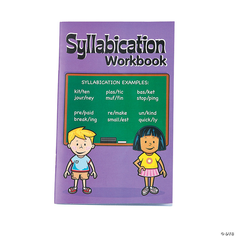 Syllabication Workbook