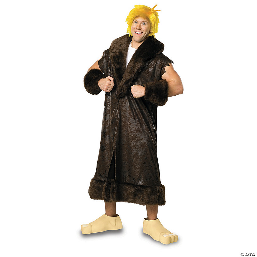 Teen Boy's Flintstones Barney Rubble Costume