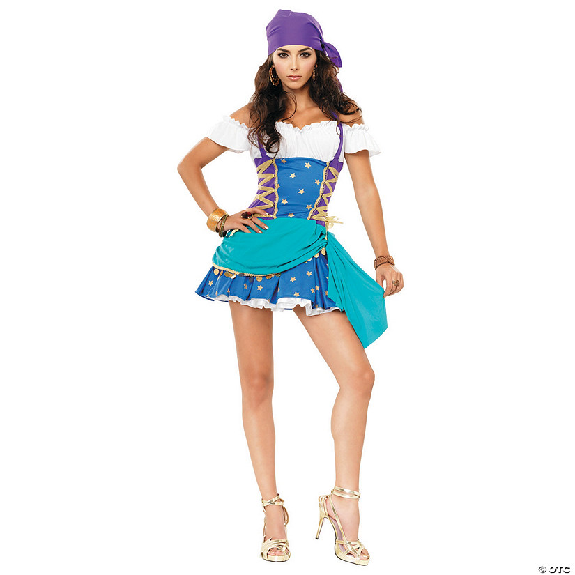Teen Girl's Gypsy Princess Costume