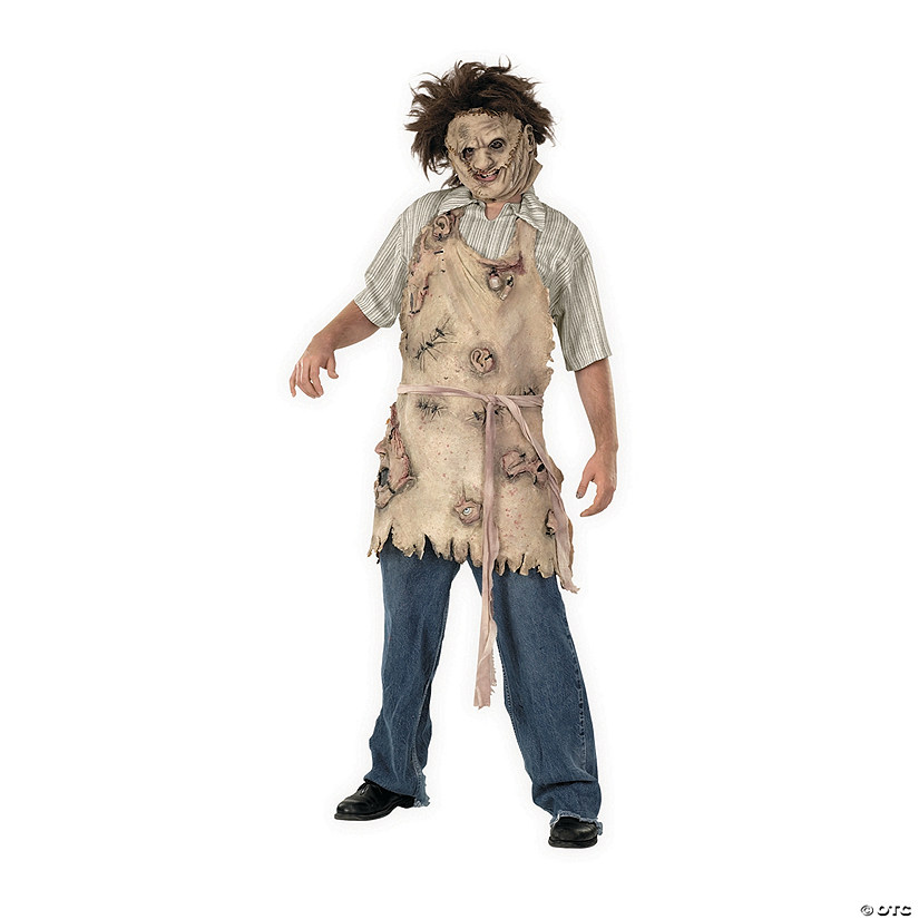 Texas Chainsaw Massacre Leatherface Apron