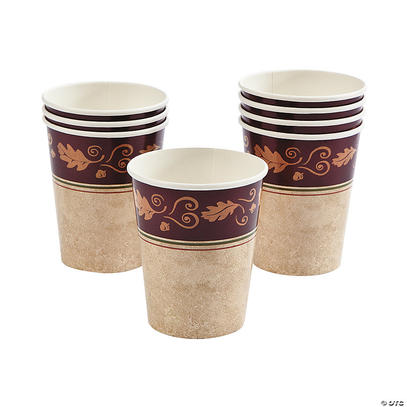 Thanksgiving Turkey Paper Cups