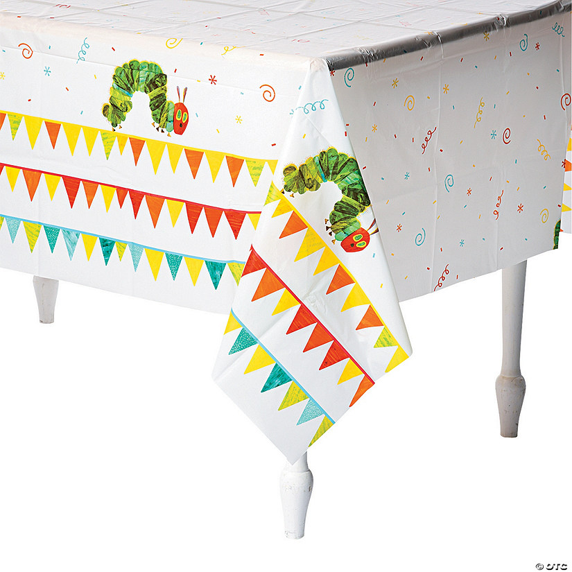 The Very Hungry Caterpillar™ Plastic Tablecloth