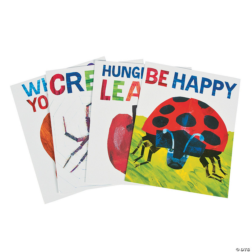 The World of Eric Carle™ Student Pocket Folders