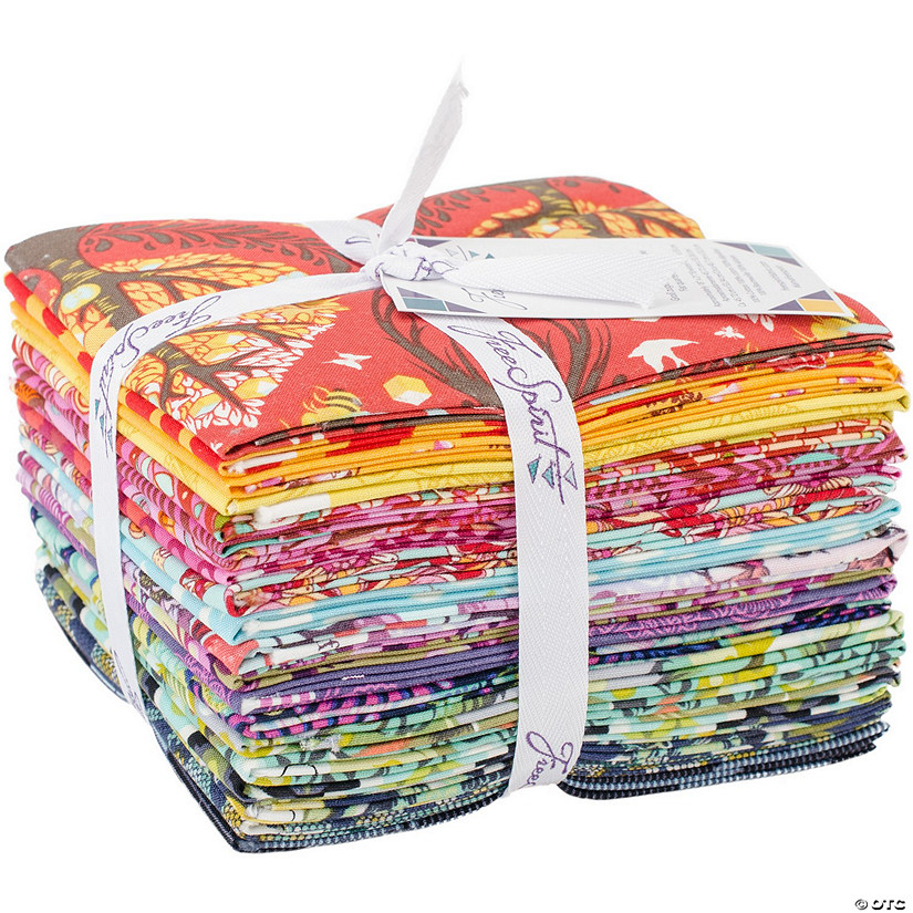 Throwback Tula Pink Fat Quarters-20Pcs