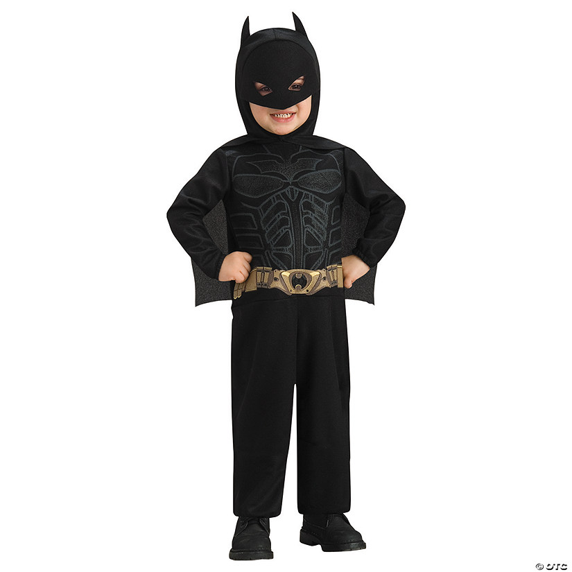 Toddler Boy's The Dark Knight™ Batman Costume - 2T-4T