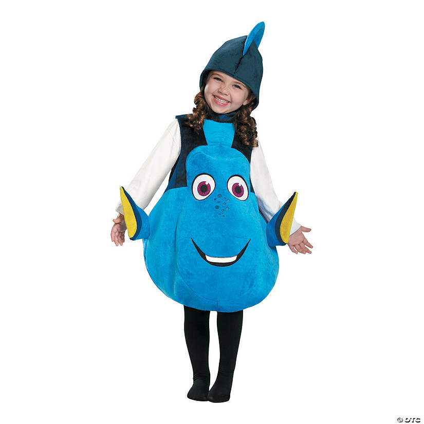 Toddler Deluxe Dory Costume - 2T